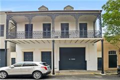 Mansions in French Quarter Magnificence