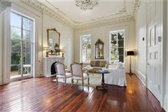 Luxury homes Immaculate Marigny Greek Revival mansion