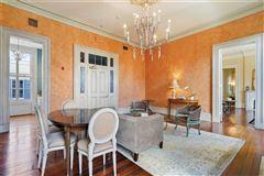 Immaculate Marigny Greek Revival mansion luxury properties