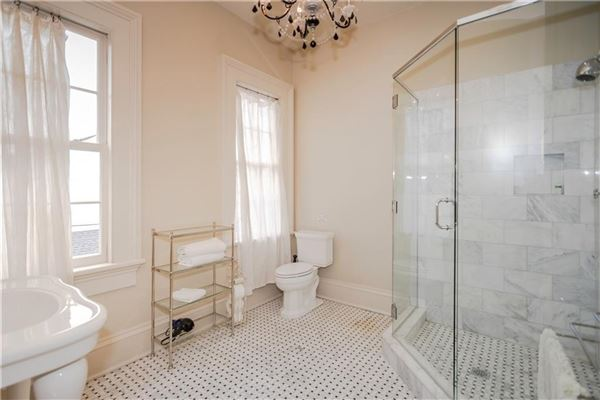 Luxury real estate Immaculate Marigny Greek Revival mansion