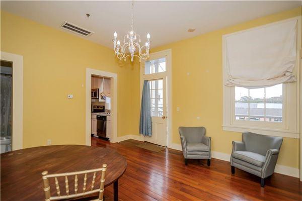 Luxury properties Immaculate Marigny Greek Revival mansion