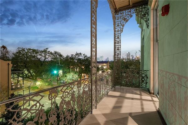 Luxury homes beautiful historic estate in the Marigny