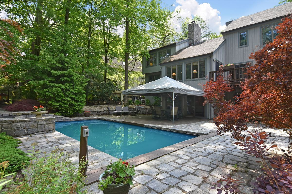 Luxury real estate Elegant contemporary country living