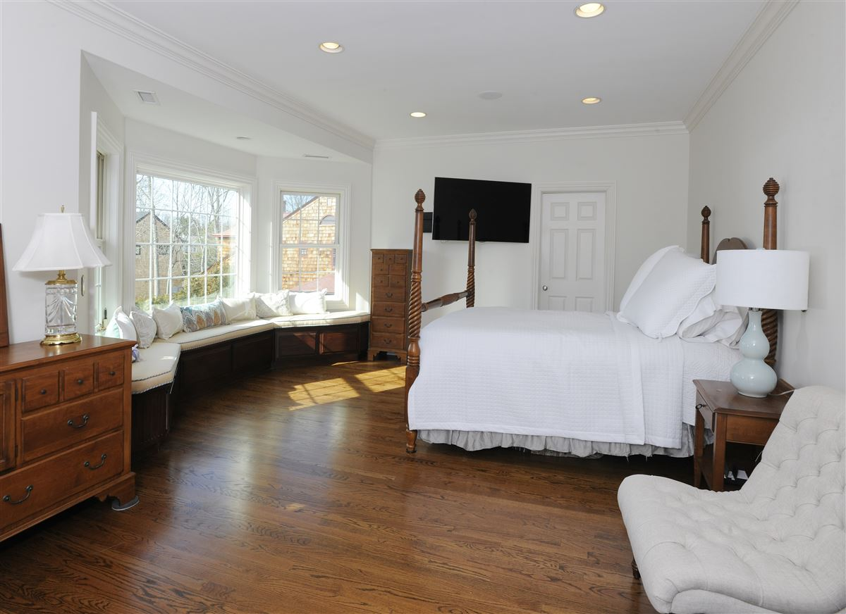 Luxury properties custom colonial with private beach access