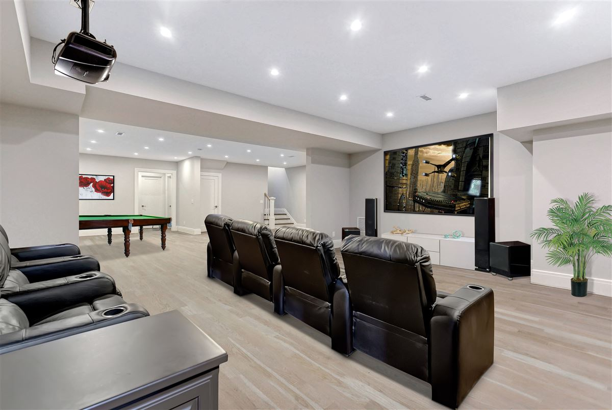 Luxury homes in Spectacular new construction