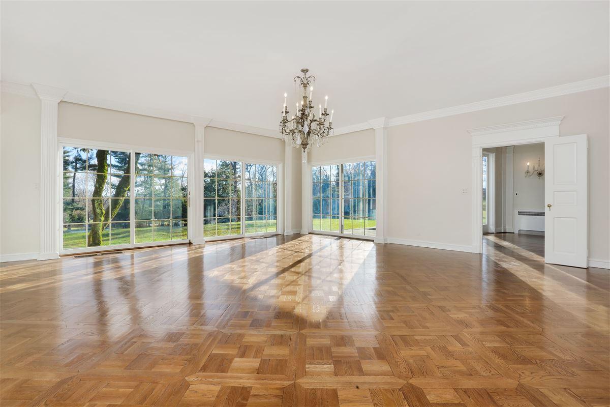 Sensational brick manor home luxury homes
