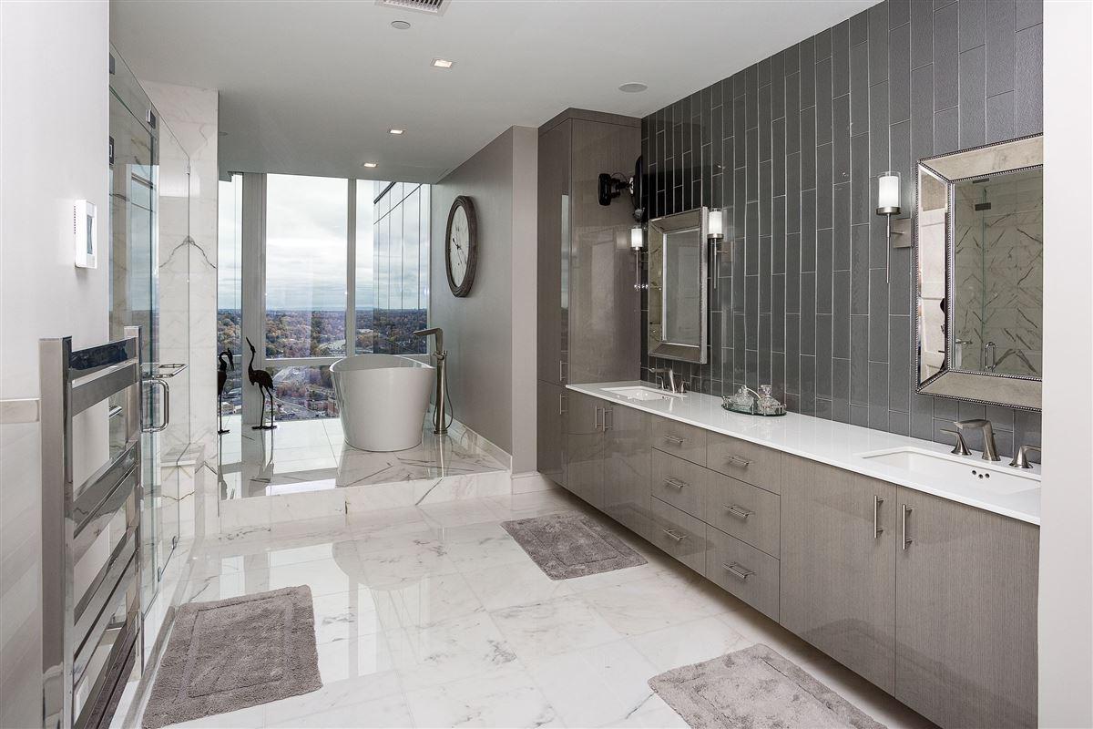 Luxury properties custom built penthouse in the sky