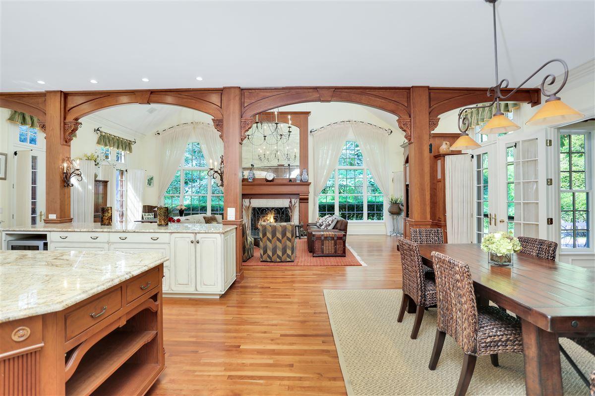 Exceptional, custom-built five-bedroom home luxury real estate