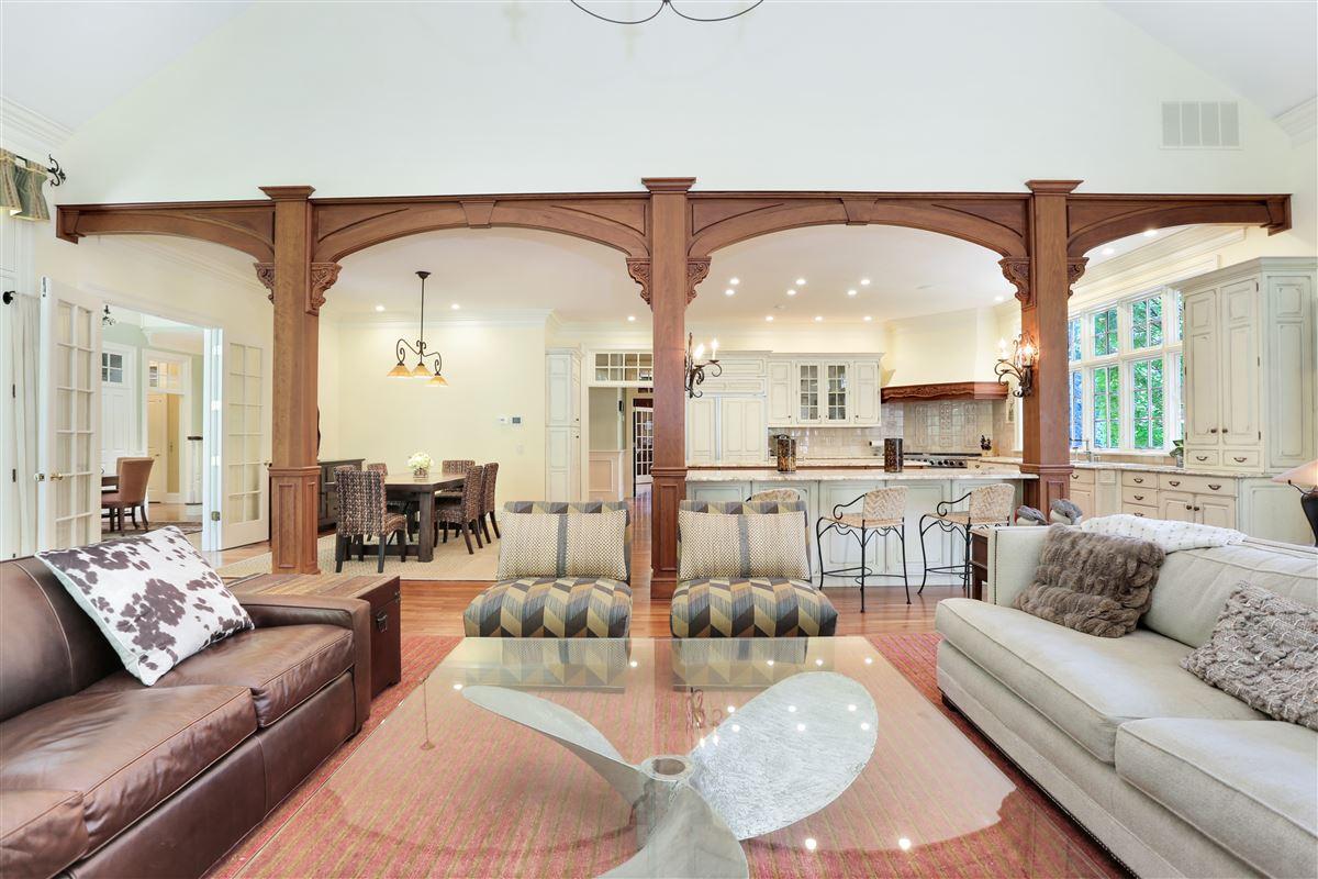 Exceptional, custom-built five-bedroom home luxury properties