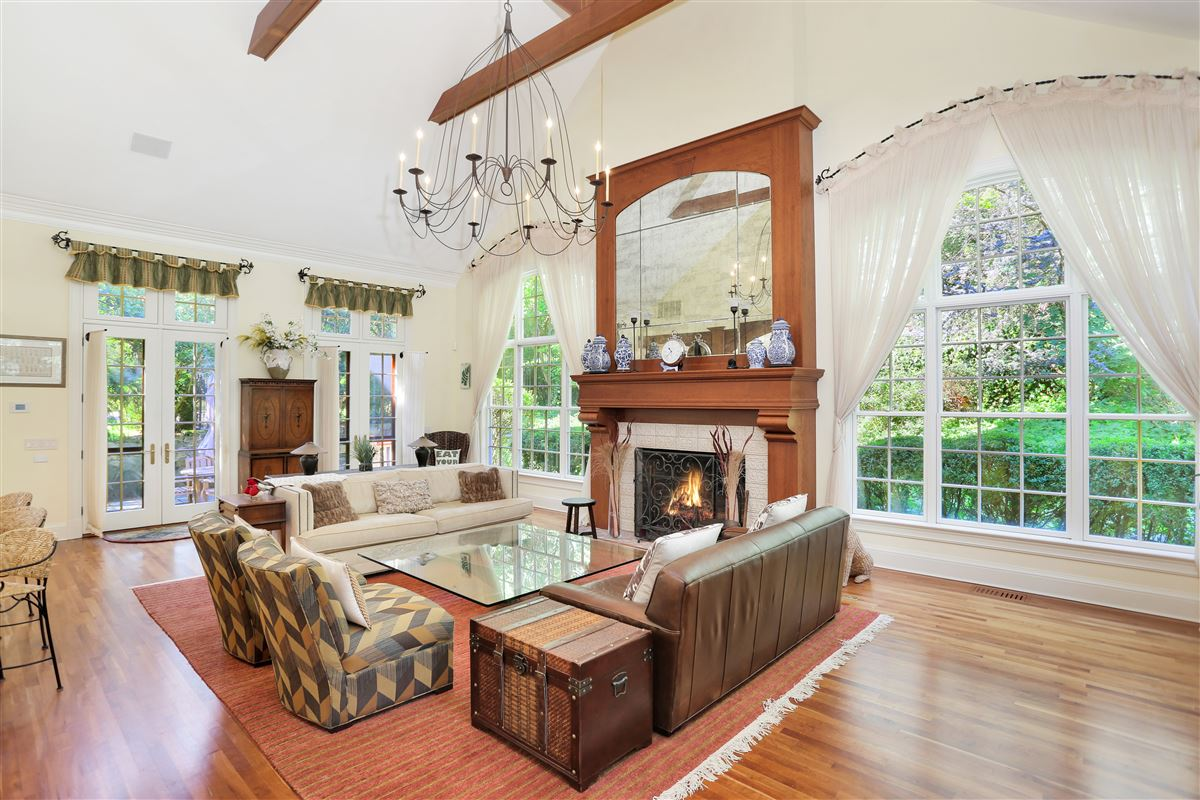 Mansions Exceptional, custom-built five-bedroom home