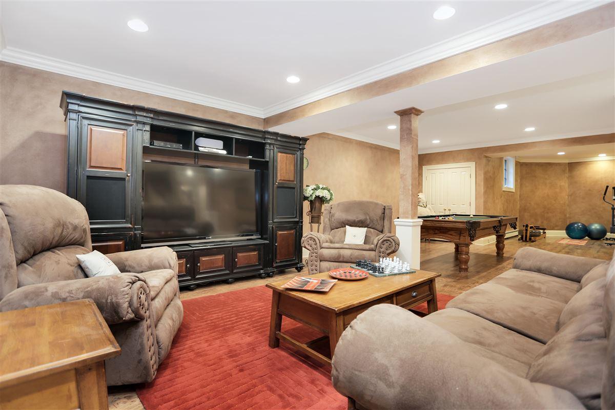 Luxury homes Exceptional, custom-built five-bedroom home