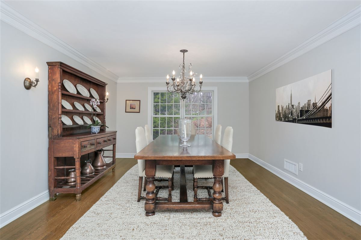 Timeless four bedroom colonial luxury homes