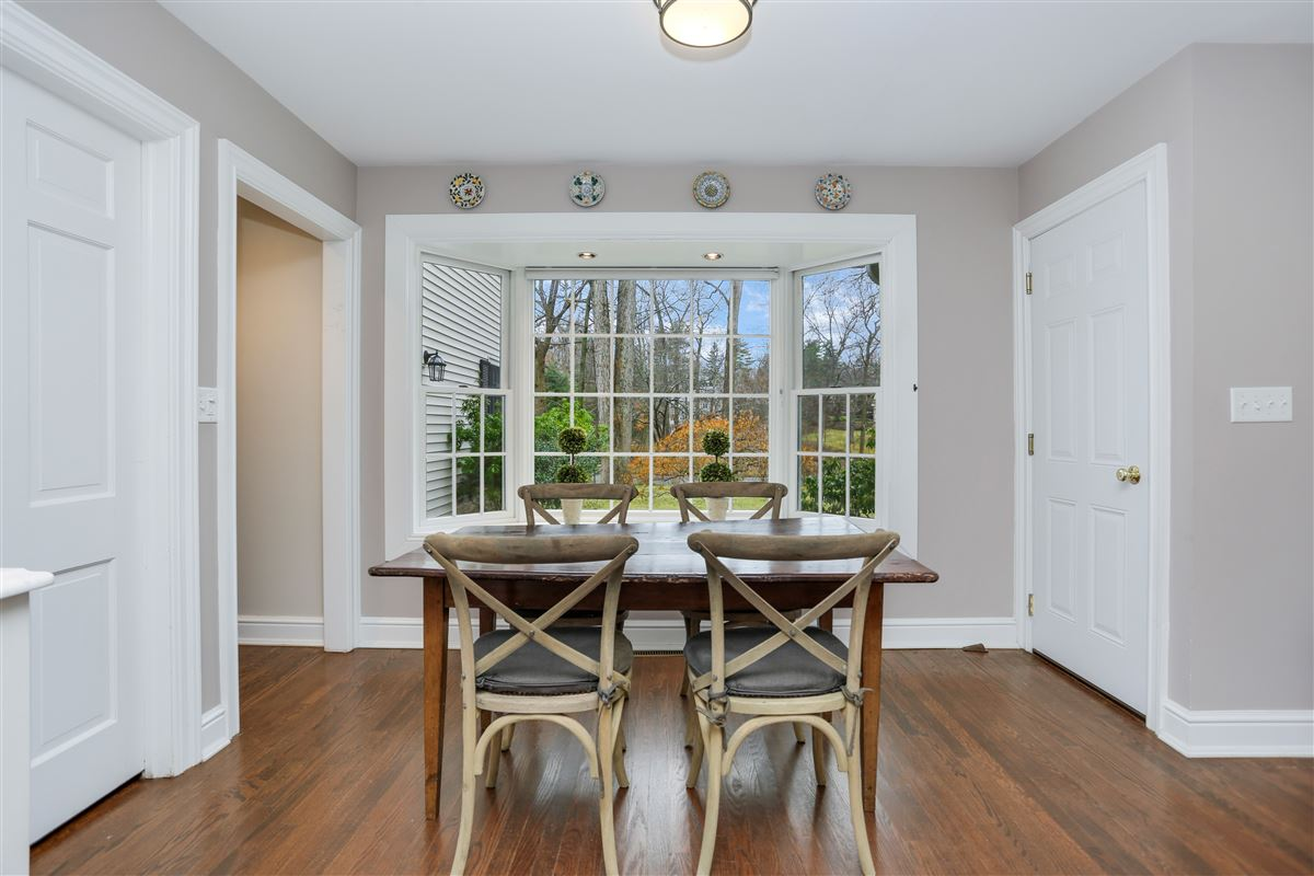 Timeless four bedroom colonial luxury real estate