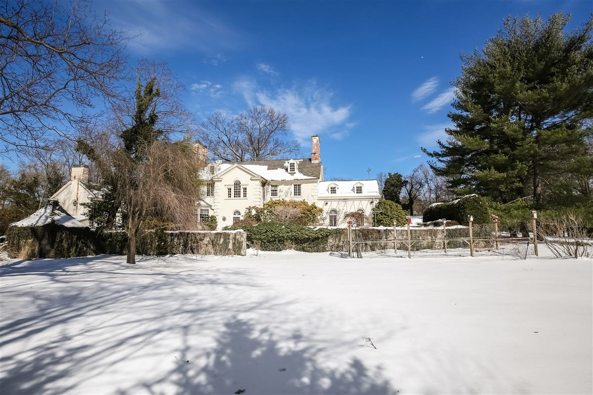 Luxury properties Stately Murray Hill colonial