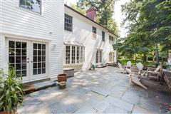 Luxury real estate stunning recently renovated colonial