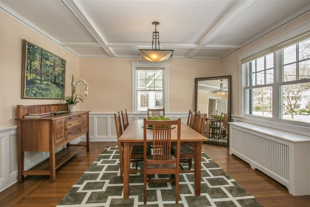 Luxury homes Fabulous Village Center Hall Colonial