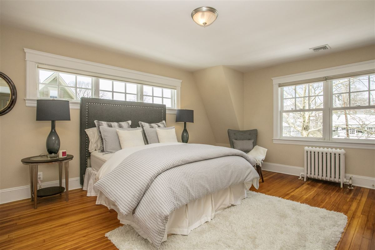 Luxury homes in Fabulous Village Center Hall Colonial
