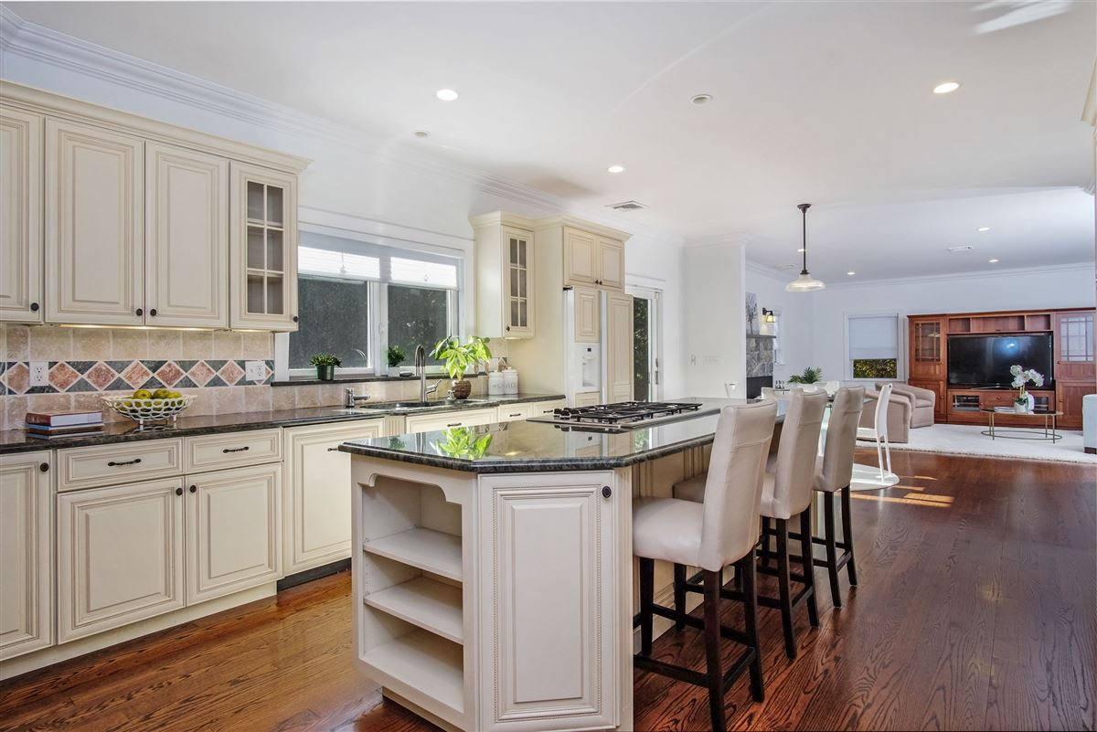 spacious and sun-filled Colonial in Rye City mansions