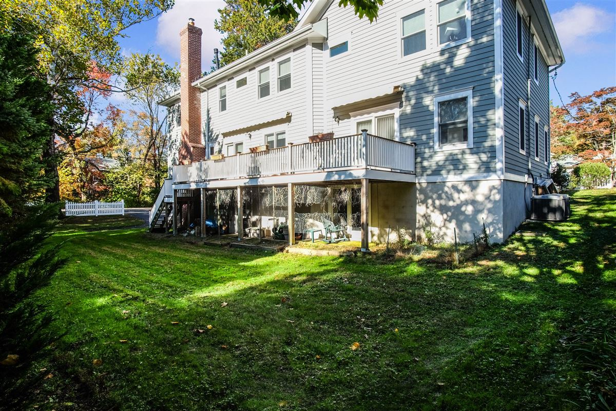 spacious and sun-filled Colonial in Rye City luxury properties
