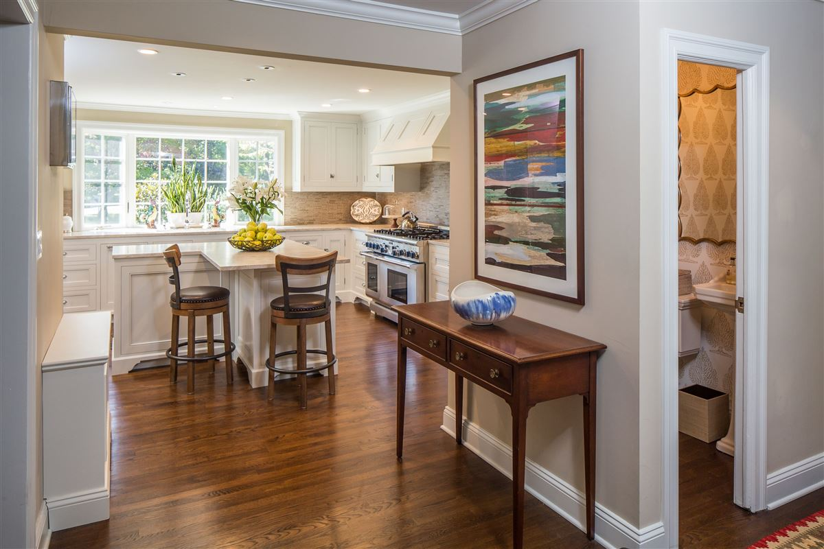Handsome Tudor overlooking the Bronxville Field Club luxury real estate