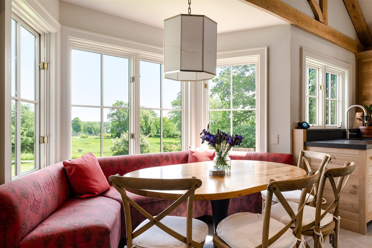 renovated vintage stone manor and guest house on 17-plus acres mansions
