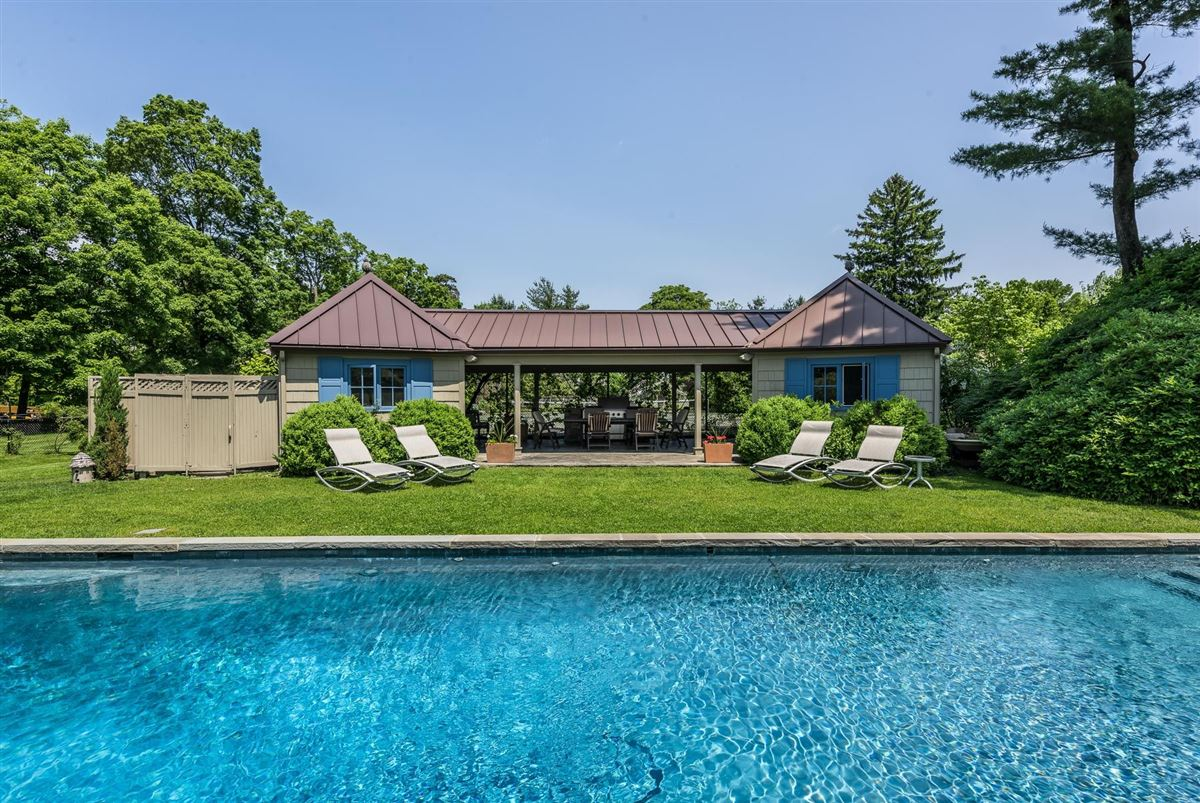 Mansions renovated vintage stone manor and guest house on 17-plus acres
