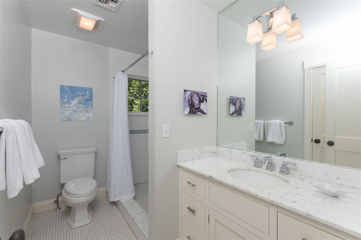 Luxury properties Beautifully expanded and renovated