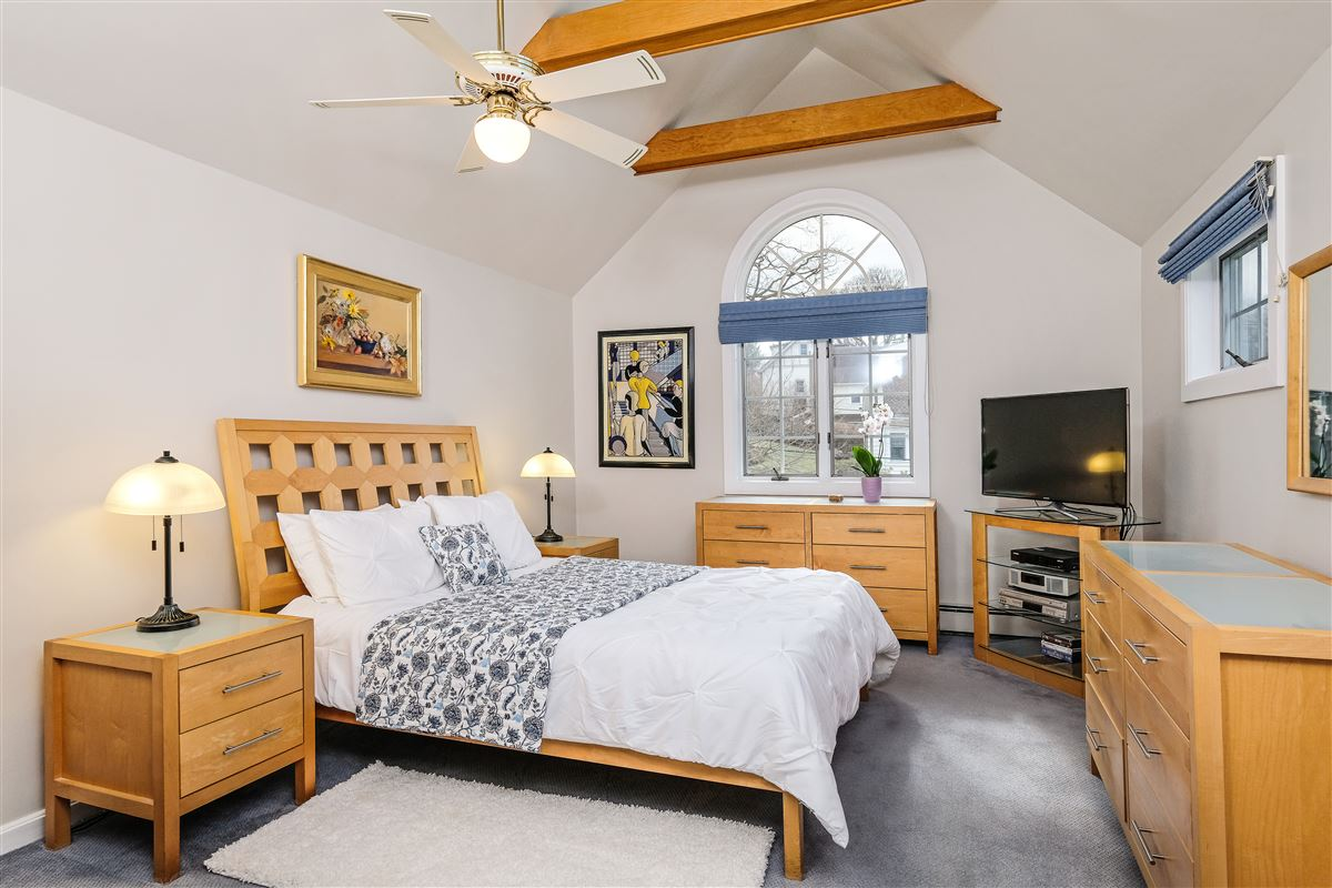 Luxury homes in Village of Larchmont Tudor style home