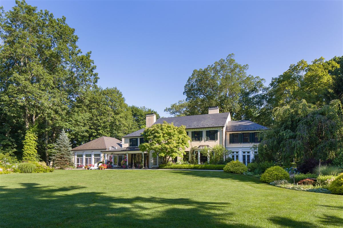 Luxury homes in Gated property on 13 private acres