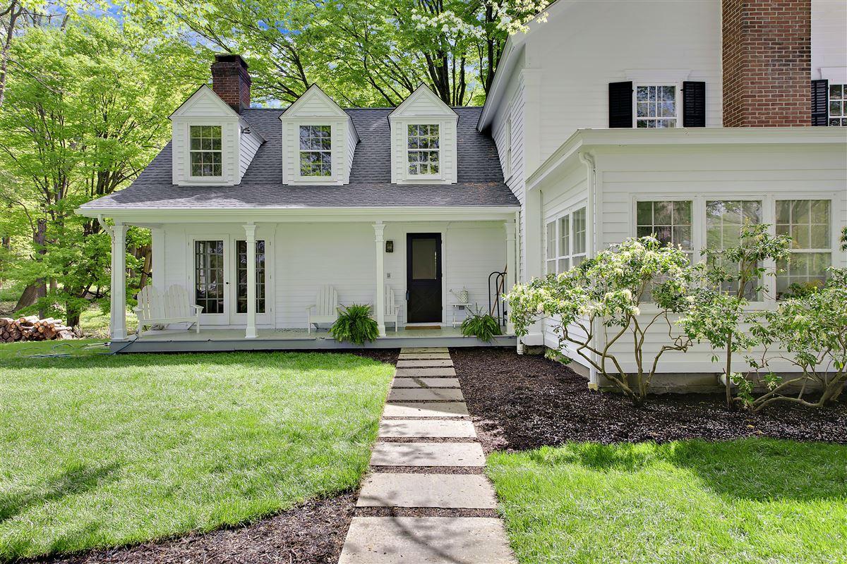 Luxury real estate Wonderful quintessential farm house