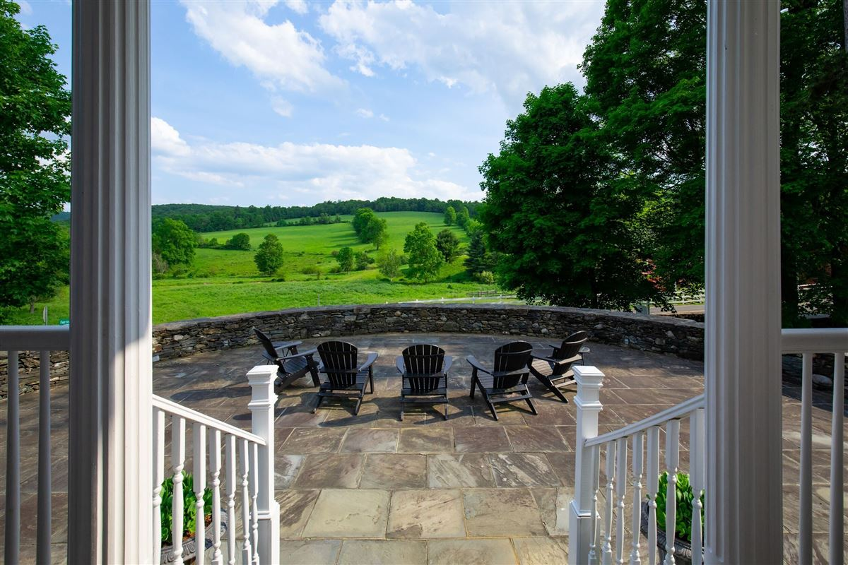 Luxury real estate exquisite 1810 home on a 172 acre working farm