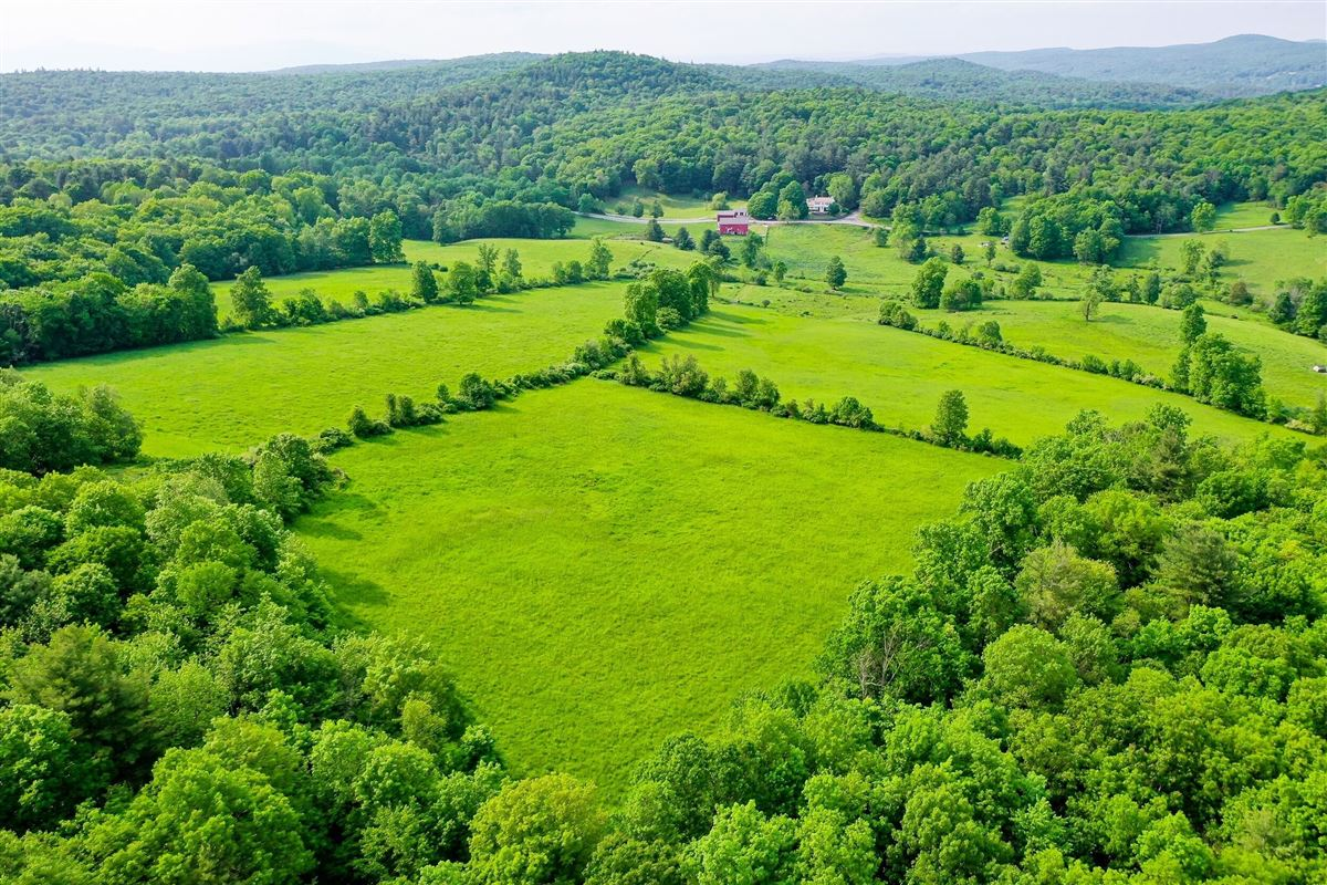 Luxury homes in exquisite 1810 home on a 172 acre working farm