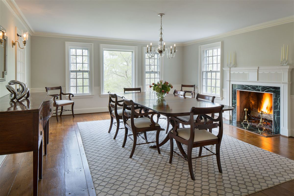 impressive English-style stone and shingle Country Estate luxury homes