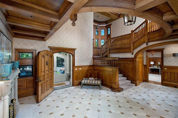 Luxury homes Magnificent 1891 engilsh manor