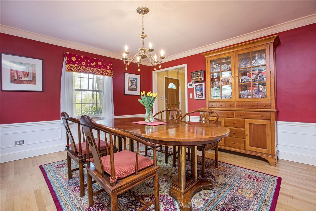 Luxury properties modernized classic colonial in mint condition