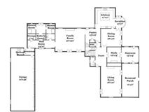 English stone Manor luxury homes