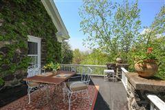 gated Stone House Estate luxury properties