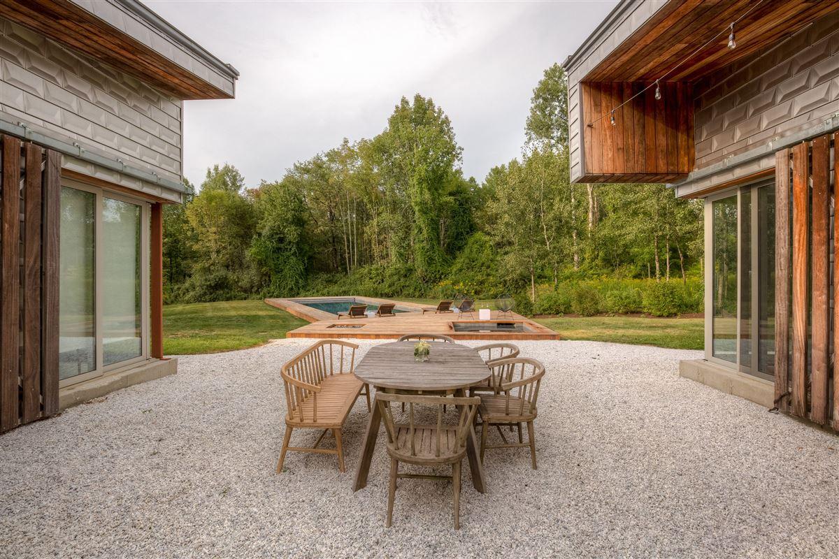 Luxury homes Post Modern Danish Farmhouse