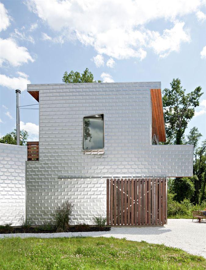 Post Modern Danish Farmhouse luxury homes
