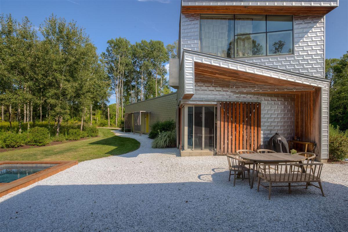 Luxury real estate Post Modern Danish Farmhouse