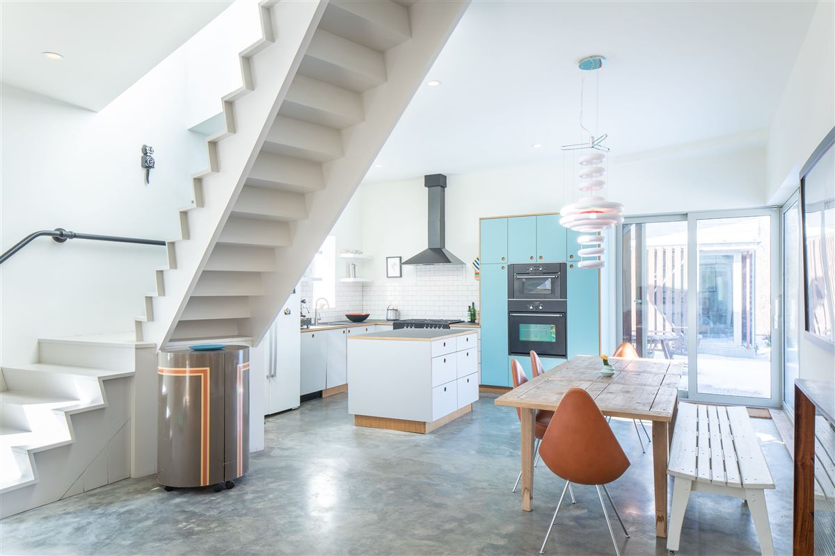 Luxury properties Post Modern Danish Farmhouse