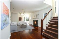 Mansions custom home in the Rowayton Beach Association