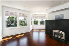 Luxury real estate custom home in the Rowayton Beach Association