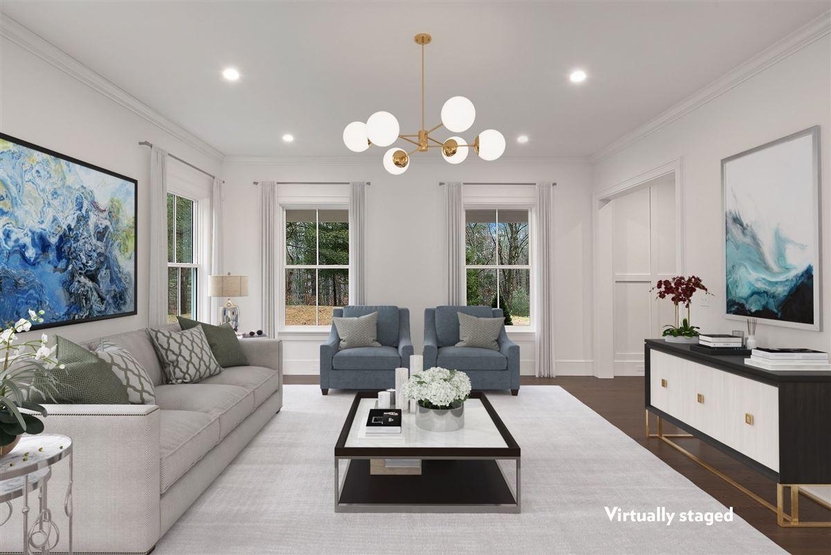 Luxury real estate new  completely custom Modern Farmhouse