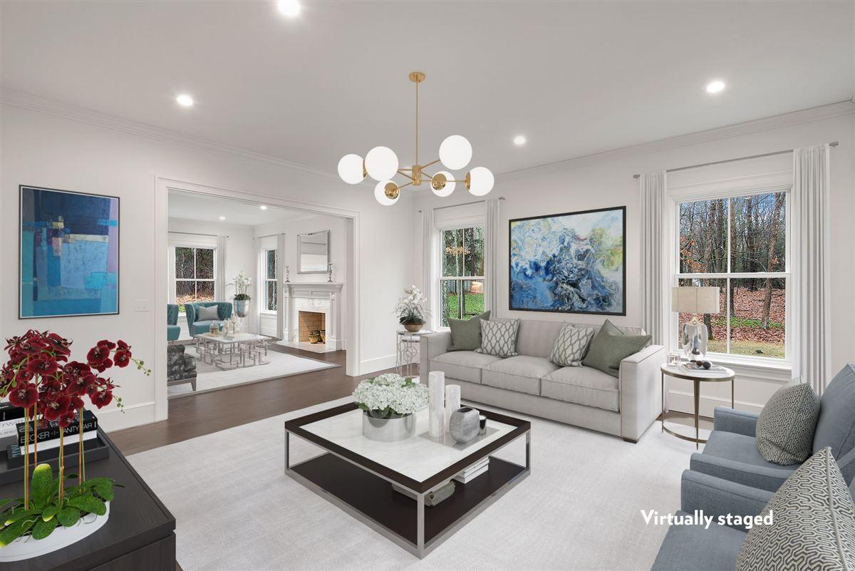 Luxury properties new  completely custom Modern Farmhouse
