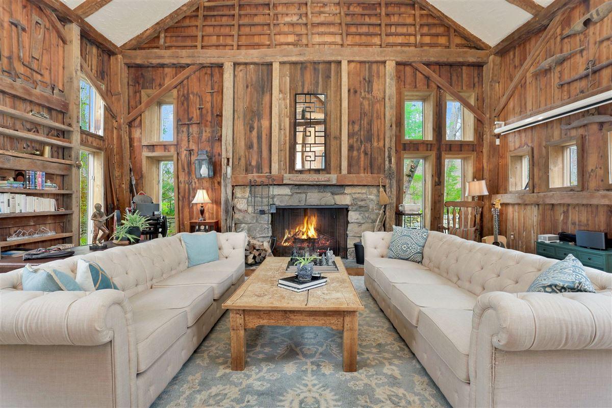 Enchanting four acre estate luxury homes