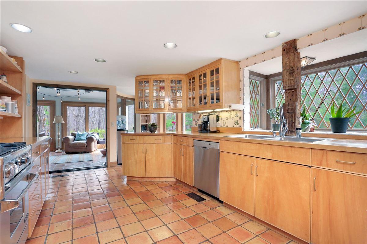 Enchanting four acre estate luxury real estate