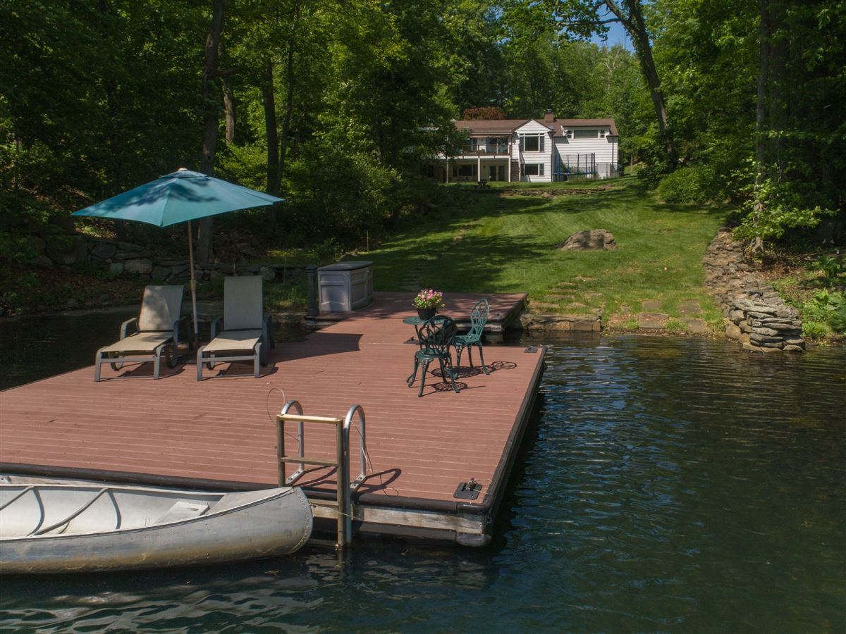 Luxury homes in Magnificent lake front property