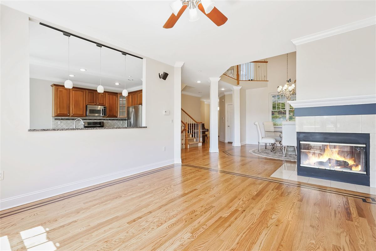 a riverfront unit at The Landing in Dobbs Ferry luxury properties