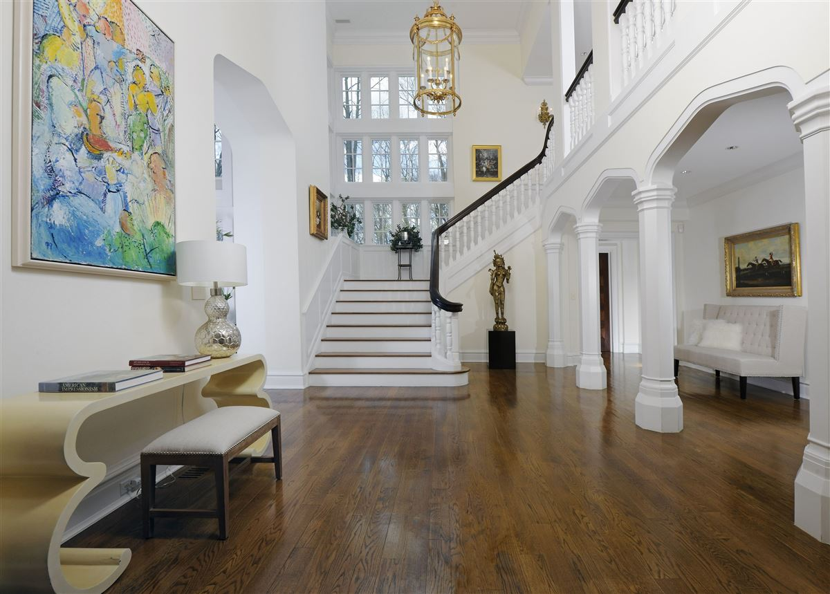 Luxury real estate magnificent English Manor